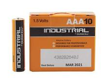 Duracell 656.976 Industrial Designed for Professionals Battery AAA Box 10 Range