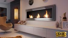 JULIET 1800 - wall hanging Bio-Ethanol Bio Fireplace + FREE Starter Pack