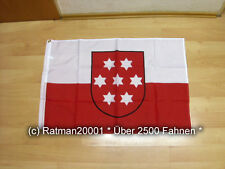 Fahne Flagge Thüringen Stern 1920–1945 - 60 x 90 cm