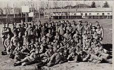 #ALESSANDRIA 1940- FOTO DI UN GRUPPO DI FANTI
