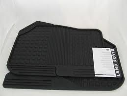 Land Rover Discovery 3/4 Front Rubber Footwell Mats (LR006239)(PAIR)