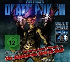Wrong Side Of Heaven And The Righteous Side Of Hel von Five Finger Death Punch (2013)