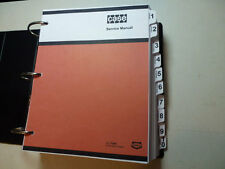 Case 2870 Tractor Service Manual Repair Shop Book NEW with Binder