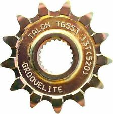 Talon Front Steel Sprocket 14T 75-48614 Honda XR650R 00-07