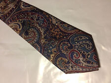Mens Multi-Color Tie Necktie VAN HEUSEN~ FREE US SHIP (9244)