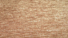 Brown Chenille Upholstery Fabric 1 Yard F817