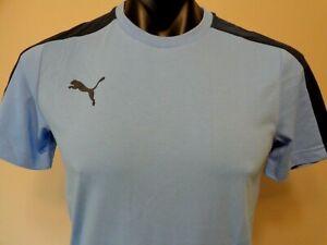 PUMA SYDNEY FC T7 T-SHIRT MENS SMALL BRAND NEW