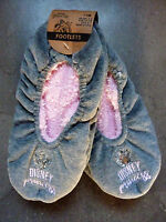 DiSNEY PRiNCESS DAMEN HAUSSCHUHE BALLERiNA SLIPPER ABS SOCKEN 36-37-38 PRIMARK