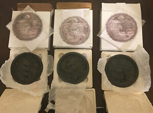 Sideshow Weta Lord Of The Rings Medallions Lot