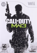 Call of Duty: Modern Warfare 3 WII New Nintendo Wii