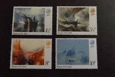 GB MNH STAMP SET 1975 J.M.W. Turner Paintings SG 971-974 UMM