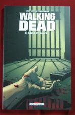 WALKING DEAD - Kirkman & Adlard - Ed . Delcourt  Tome 3 : Sains et Saufs ?