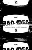 BAD IDEA 2021 CRASS PROMOTION MODULE COMIC ENIAC