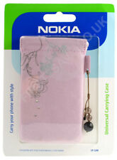 99p Original Nokia CP-109 Pink Universal Case Ipod Iphone N8 Samsung Galaxy MP3