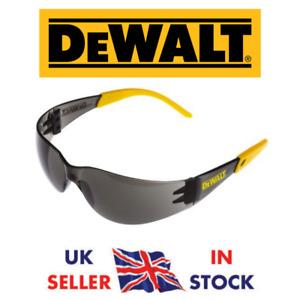 Dewalt Protector Glasses Smoke Lens Impact Scratch Resistant Sunglasses