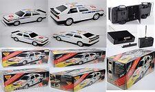 1104 Audi Quattro Rallye Michele Mouton Fabrizia Pons mit Fernsteuerung 1:10 OVP