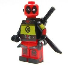 CUSTOM LEGO - The Jersey'ed Deadpool