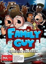 Family Guy Season 16 : NEW DVD