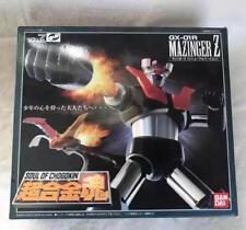MAZINGER Z SOUL OF CHOGOKIN GX-01R Renewa version BANDAI Used Retro From Japan