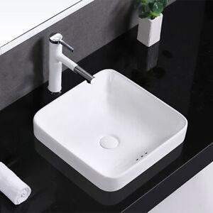 Bathroom Drop In Top Mount Bathroom Sinks For Sale Ebay