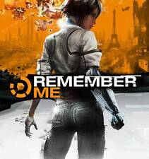 Remember Me PC Steam Code Key NEW Download Game Sent Fast Dispatch Region Free!