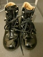 Nimco Black Made For You Boots SIZE 4 Conditions used