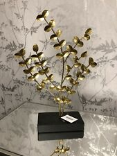 Gold Leaf decoration  With A Stand 41,5cm