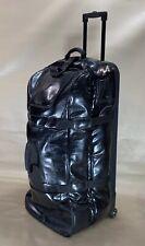 "Burton Wheelie Black Extra Large Bag 34"" Wheeled Duffe Extended Trip Luggage"
