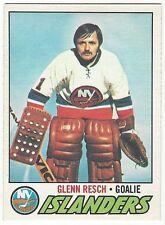 1977-78 OPC HOCKEY #50 GLENN RESCH - NEAR MINT