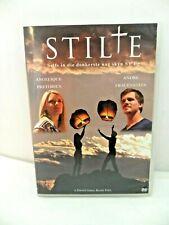 STILTE - Angelique Pretorius Andre Frauenstein - South African DVD