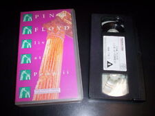 Pink Floyd – Live At Pompeii (Full Length Version Contains Extra Footage) VHS