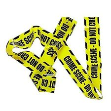 Widmann S.r.l. -crime Tape - 23ft Crime Scene/police Do Not Cross Barricade