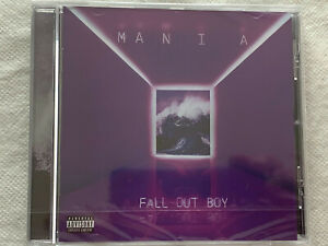 MANIA fall out boy CD NEUF