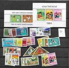 1984 MNH Nederlandse Antillen, year complete