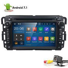 """Chevrolet Silverado 2007 2012 7"""" 2Din Touch Car CD DVD Player Stereo GPS+Camera"""