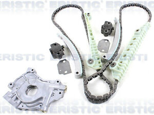 Timing Chain W/O Gears+Oil Pump Kit FOR 97-04 FORD F-150 MUSTANG 4.6L SOHC V8