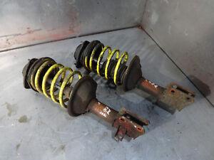 Subaru Impreza classic GC8 93-01 APEX lowering suspension FRONT struts springs