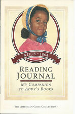 PLEASANT COMPANY ADDY READING JOURNAL! COMPANION TO HER 5 BOOKS~RETIRED~1992