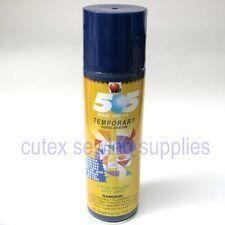 Odif 505 Spray & Fix Temporary Fabric Adhesive 8.5 Fl. Oz. Can