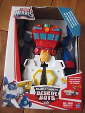 "Transformers Rescue Bots DEEP WATER RESCUE HIGH TIDE 12"" Playskool Heroes NEW"