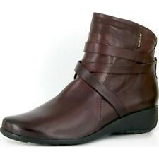 Ladies Casual Ankle Boot Mephisto Serea Chestnut UK Size 5, 5.5
