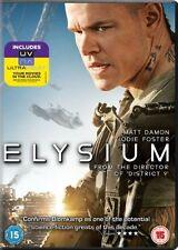 ELYSIUM              BRAND NEW SEALED GENUINE UK DVD