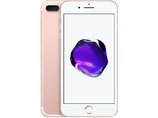 """Apple iPhone 7 PLUS de 32GB, pantalla Retina HD de 5.5"""" y doble , Rosa dorado"""