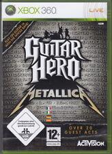 Guitar Hero: Metallica  (X360) Bundleversion