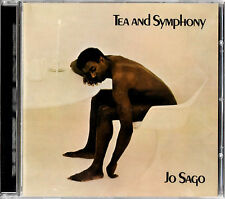TEA & SYMPHONY jo sago CD REMASTERED Psych Prog