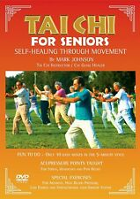 Tai Chi for Seniors Beginners DVD Mark Johnson Easy to Follow 60 Min * NEW *