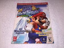 Super Mario Sunshine (Prima Official Strategy Guides: Nintendo Gamecube) Nice!