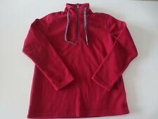 Luciano Herren Fleece Pullover Gr. M