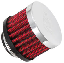 "62-1360 K&N Vent Air Filter 3/4""ID CLAMP-ON VENT,2""D,1.5""H (KN Universal Air Fil"