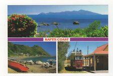Kapiti Coast New Zealand 2002 Postcard 364a